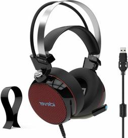 iClever Gaming Headset Headphone With Microphone For PS4 PC