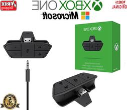 new official xbox one stereo headset adapter