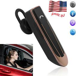 Stereo Bluetooth Headset Earphone Long Battery Life for iPho