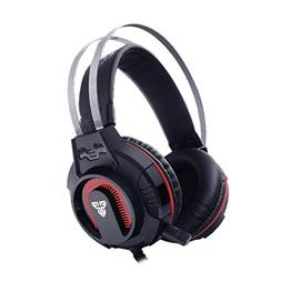 Stereo Gaming Headset with Microphone LED Lights Bluetooth S