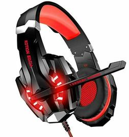 BENGOO Stereo Gaming Headset for PS4, PC, Xbox One