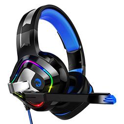ZIUMIER Stereo Gaming Headset for PS4, PC, Xbox One, Surroun