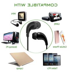 Stereo Headset with Microphone and Playback Control For Micr