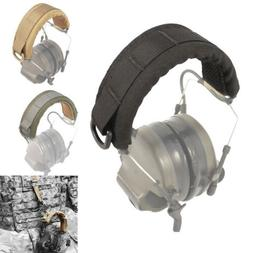 Tactical Advanced Modular Headset Cover Molle Headband for G