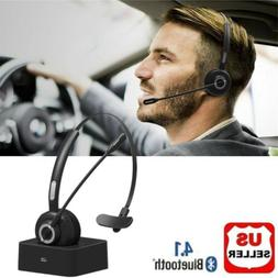 For Truck Driver Noise Cancelling Wireless Headphones Boom M