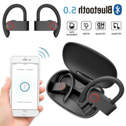 tws wireless stereo bluetooth 5 0 earbuds