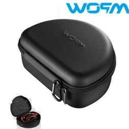 MPOW Universal Foldable Headset Storage Bag Travel Carrying