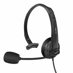 Cellet EP35OP Premium Mono 3.5mm Hands-Free Headset with Boo