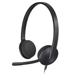 Logitech H340 Wired USB Headset