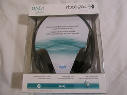 usb headset h340 stereo w noise cancelling