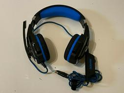 Used Bengoo G9000 Stereo Gaming Headset for Ps4 PC Xbox One