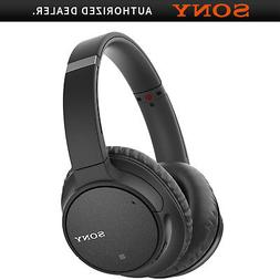 Sony WH-CH700N Wireless Noise Canceling Headphones, Black