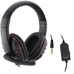 Wired Headphone 3.5mm <font><b>Gaming</b></font> <font><b>He