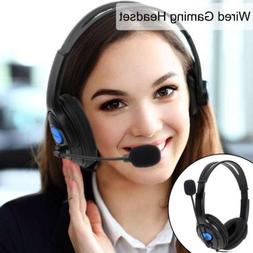 Wired Headset Gaming Headphones with Mic Accessories For Son