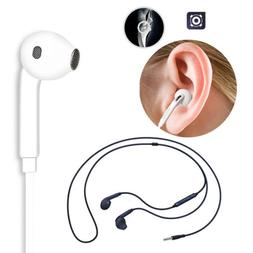 Wired Subwoofer Headset Earphone Earbud For 3.5mm Interface