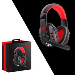 Wireless Bluetooth Gaming Headset Headphones With Microphone