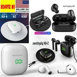 Wireless Bluetooth Headsets Earbuds Compatible With Apple iP