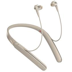 SONY Wireless noise canceling stereo headset WI-1000X NM 【