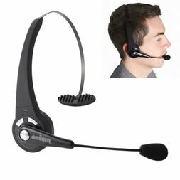 Wireless Noise Cancelling Headset with Mic for PS3 PC iPhone