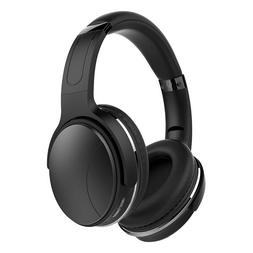 Bluetooth Headset Wireless Noise Cancelling Earphone Stereo