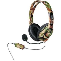 X-Talk One Wired Headset with Microphone for Xbox One - Camo