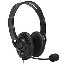 TNP XBOX 360 Headset Over-Ear Headphone with Mic - Noise Can