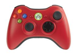 Xbox 360 Limited Edition Red Wireless Controller and Play &