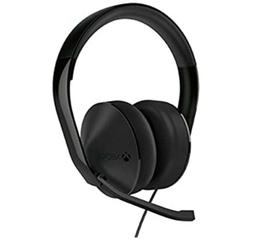 Microsoft Xbox One Stereo Black Headset - Adapter included